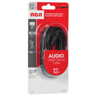 Audiovox DV12R 12 Foot Digital Optical Audio Cable