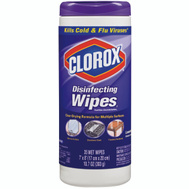 Clorox 01654 Wipes Disinfectant Fresh Lav