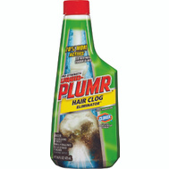 Liquid Plumr 31019 Hair Clog Eliminator 16 Oz