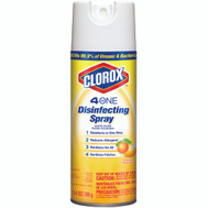 Clorox 31132 Disinfectant Spray Citrus 14 Ounce