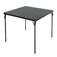 Cosco 14-619-BLK2 34 Inch SQ BLK Fold Table