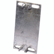 USP Structural KNS1 1 1/2 By 3 Inch Protect Plate 16 Gauge