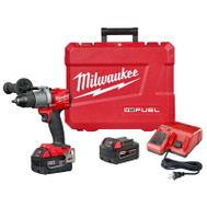 Milwaukee 2804-22 M18 Hammer Drill Kit 1/2In