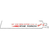 Milwaukee 48-00-5784 The Torch 6 Inch 18 TPI Sawzall Torch Blade