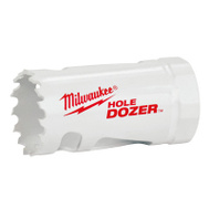Milwaukee 49-56-0043 Hole Dozer 1 Inch Bi-Metal Advanced Hole Saw