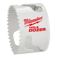 Milwaukee 49-56-0072 Hole Dozer 1-3/8 Inch Bi-Metal Advanced Hole Saw