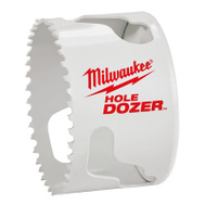 Milwaukee 49-56-0127 Hole Dozer 2-1/8 Inch Bi-Metal Advanced Hole Saw