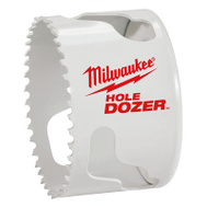 Milwaukee 49-56-0132 Hole Dozer 2-1/4 Inch Bi-Metal Advanced Hole Saw
