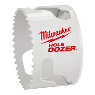Milwaukee 49-56-0147 Hole Dozer 2-1/2 Inch Bi-Metal Advanced Hole Saw