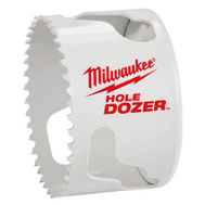 Milwaukee 49-56-0193 Hole Dozer 3-1/2 Inch Bi-Metal Advanced Hole Saw