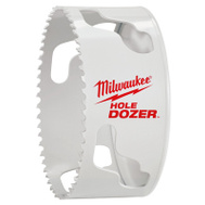 Milwaukee 49-56-0217 Hole Dozer 4-1/8 Inch Bi-Metal Advanced Hole Saw