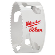 Milwaukee 49-56-0237 Ice Hardened Saw Hole Dozer 4-3/4In