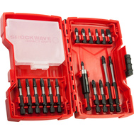 Milwaukee 48-32-4403 Shockwave Impact Driver Set 18Pc