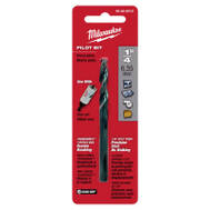 Milwaukee 49-56-8010 Thunderbolt 1/4 Inch By 3-1/2 Inch Hole Saw High Speed Pilot Bit