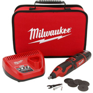 Milwaukee 2460-21 M12 M12 Rotary Tool Kit