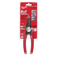 Milwaukee 48-22-3079 6-In-1 Combination Electricians Pliers
