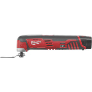 Milwaukee 2426-21 M12 12 Volt Lithium Cordless Oscillating Tool Kit