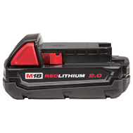 Milwaukee 48-11-1820 M18 Battery Cdlss 2.0Ah 18V Red Li