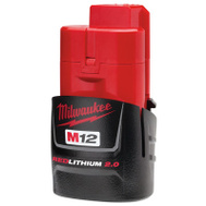 Milwaukee 48-11-2420 M12 Battery Cdlss 2.0Ah 12V Red Li