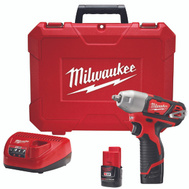 Milwaukee 2463-22 Wrnch Impct Cdls 3/8In M12 12V