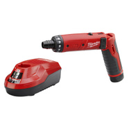 Milwaukee 2101-21 Screwdriver Cdlss M4 W/1Batt