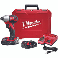 Milwaukee 2657-22CT M18 Drvr Impct Hx 1/4 18V M18 2Spd