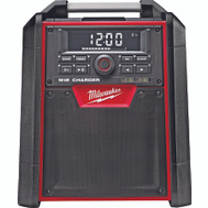 Milwaukee 2792-20 M18 Radio/Charger Jbsite 18V Am/Fm