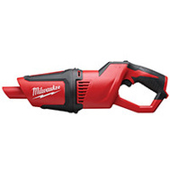 Milwaukee 0850-20 Vacuum Hand 12V 29Mins 18.5In
