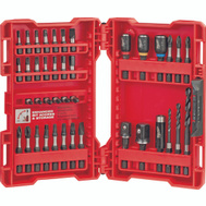 Milwaukee 48-32-4006 Shockwave Impact Drill And Drive Set 40 Piece