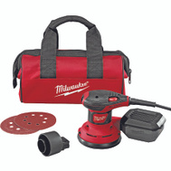 Milwaukee 6034-21 Sander Palm Random Orbit 5In