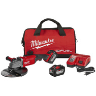 Milwaukee 2785-21HD M18 Grinder Kit W/Lg Angle 7In-9In