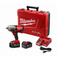 Milwaukee 2767-22 Wrench Impt W/Frct Rg Kt 1/2In