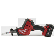 Milwaukee 2719-21 Hackzall Saw Reciprocating W/Batt Kit