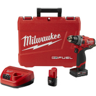 Milwaukee 2504-22 M12 Drill/Drvr Ham Cdlss 1/2In 12V