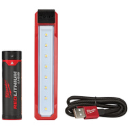 Milwaukee 2112-21 Flood Light Pocket Rchrgbl Usb