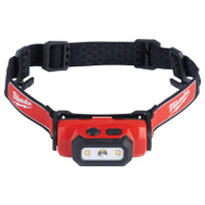 Milwaukee 2111-21 Headlamp Hard Hat Rchrgbl Usb