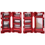 Milwaukee 48-32-4029 Shockwave Drill Driver Impact Set 60Pc