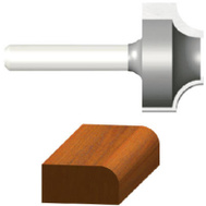 Vermont American 23128 1/4 Inch Ovolo Router Bit