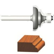 Vermont American 23152 3/16 Inch Cove Bead Router Bit