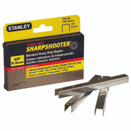 Stanley Tools TRA706-5C 3/8 Inch Heavy Duty Staple Box Of 5000