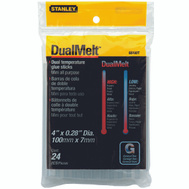 Stanley Tools GS10DT Dualmelt 4 Inch Dual Temperature Mini Glue Stick