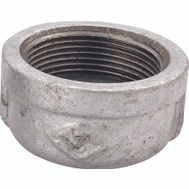 WorldWide Sourcing 18-3/8G 3/8 Inch Galvanized Malleable Cap