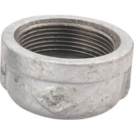 WorldWide Sourcing 18-1/2G 1/2 Inch Galvanized Malleable Cap