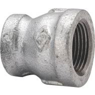 WorldWide Sourcing 24-1X3/4G 1 By 3/4 Inch Galvanized Reducing Coupling
