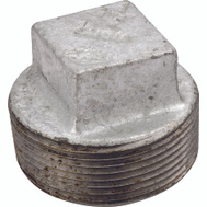 WorldWide Sourcing 31-1/4G 1/4 Inch Galvanized Malleable Plug