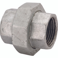 WorldWide Sourcing 34B-3/4G 3/4 Inch Galvanized Malleable Union