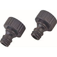 Landscapers Select GC540*23L Adapter Tap Plstc Fem 3/4In 2 Pack