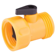 Landscapers Select GC5143L Plastic Hose Shut-Off 3/4 Inch