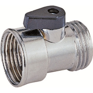 Landscapers Select GC5043L Metal Hose Shut-Off 3/4 Inch