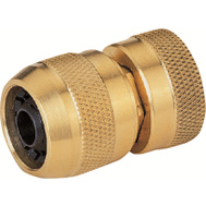 Landscapers Select GB8123-2(GB9211) Garden Hose Couplings Solid Brass HD 5/8 Female